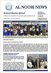 Newsletter Issue #15 - 3 December 2020