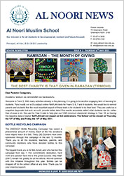 Newsletter Issue #4 - 6 May 2021